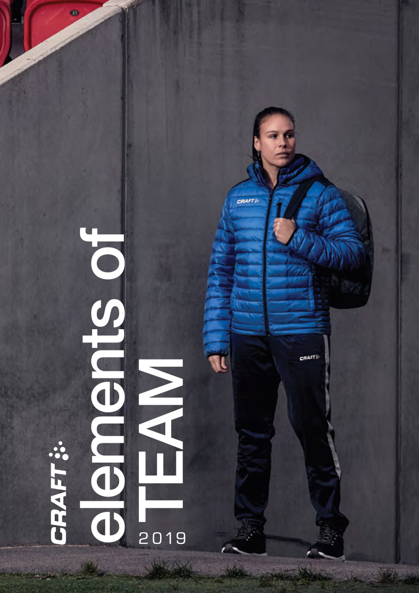 Catalogus Craft Teamwear 2019